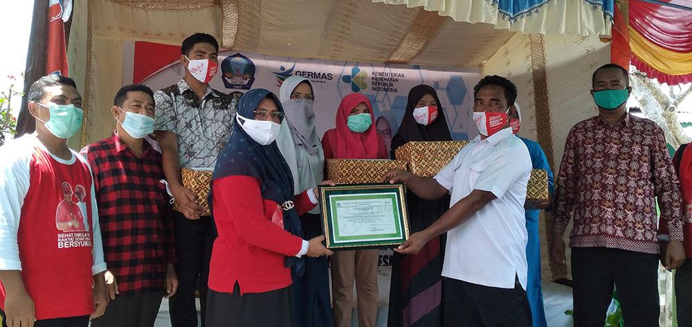 Lakukan Inovasi Kampung Germas, Halsel siap wakili Malut di Tingkat Nasional