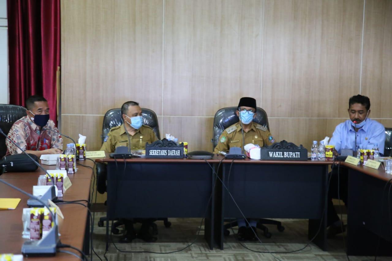 Kabupaten Halmahera Selatan menjadi pionir pelayanan publik dalam penerapan Tax Clearance Pajak Daerah di Maluku Utara.