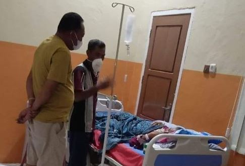 Bupati Halamahera Selatan Lakukan Pemantauan RSUD Di Malam Hari