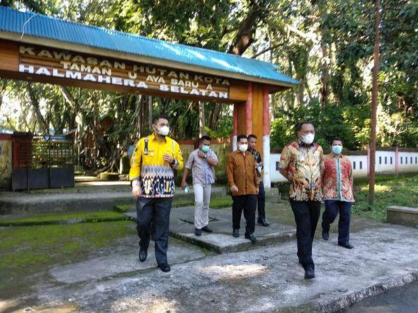 Kawasan Taman Budaya Saruma, Mulai Binahi Kembali