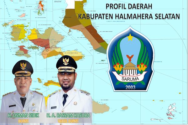 PROFIL DAERAH KABUPATEN HALMAHERA SELATAN T.A. 2021